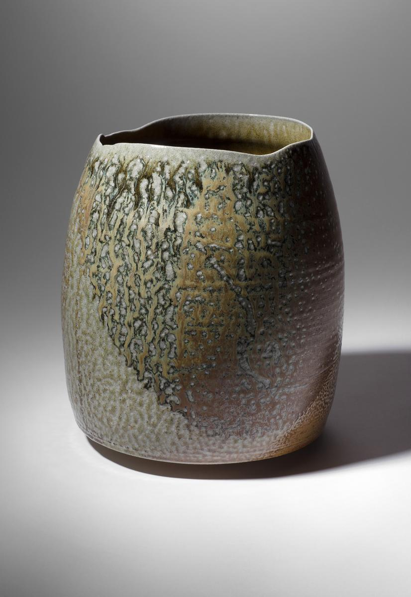RDS National Craft Awards 2015, Mandy Parslow, Barrel Vessel.